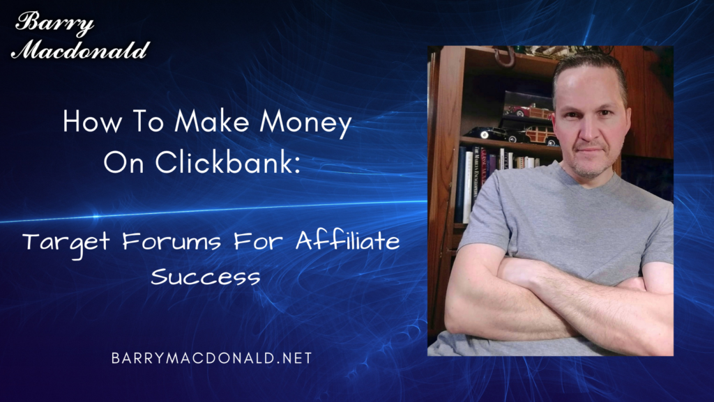 How To Make Money On Clickbank