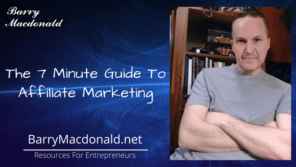 The 7 Minute Guide To Affiliate Marketing